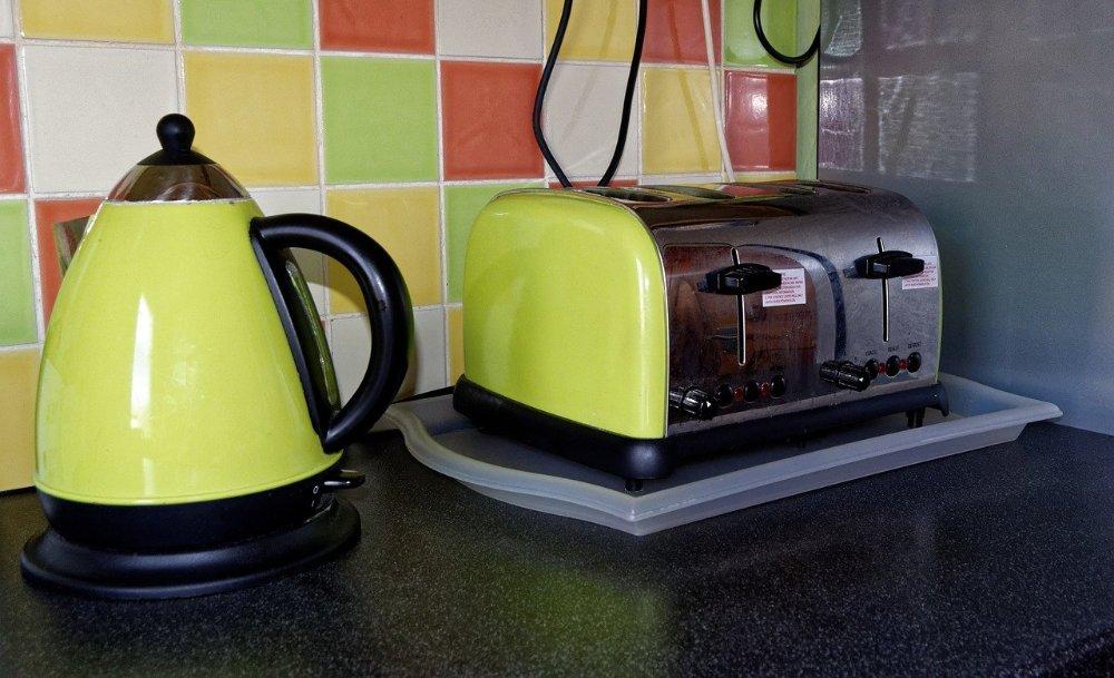 Dit is de juiste manier om je keukentoestellen schoon te maken