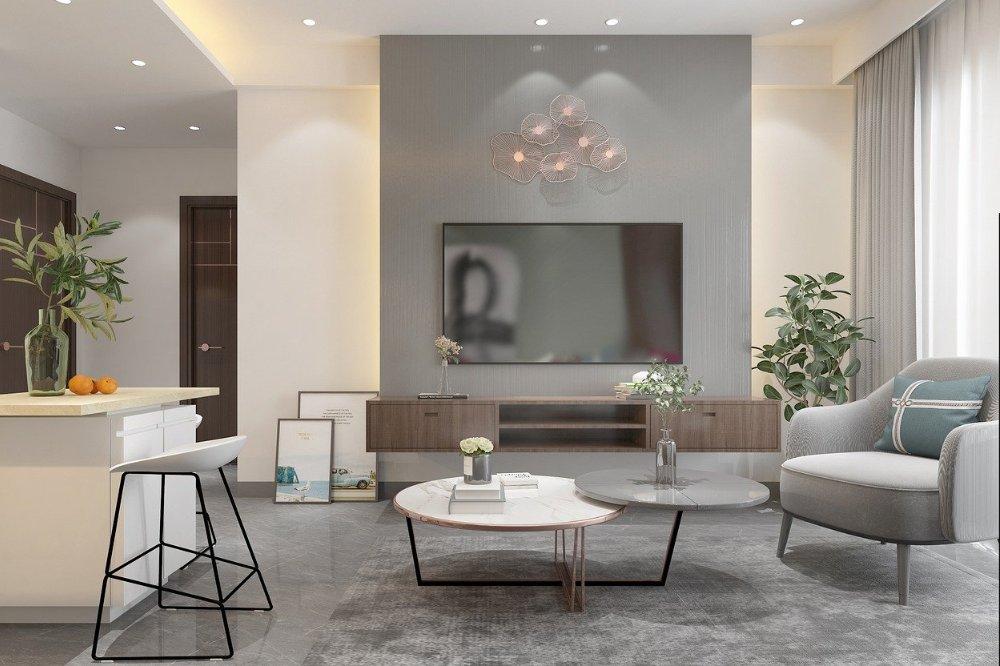 Een minimalistische inrichting voor uw woonkamer