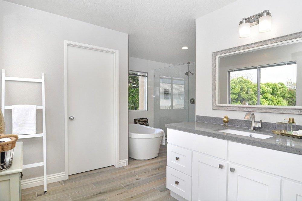 Een moderne make-over voor jouw badkamer