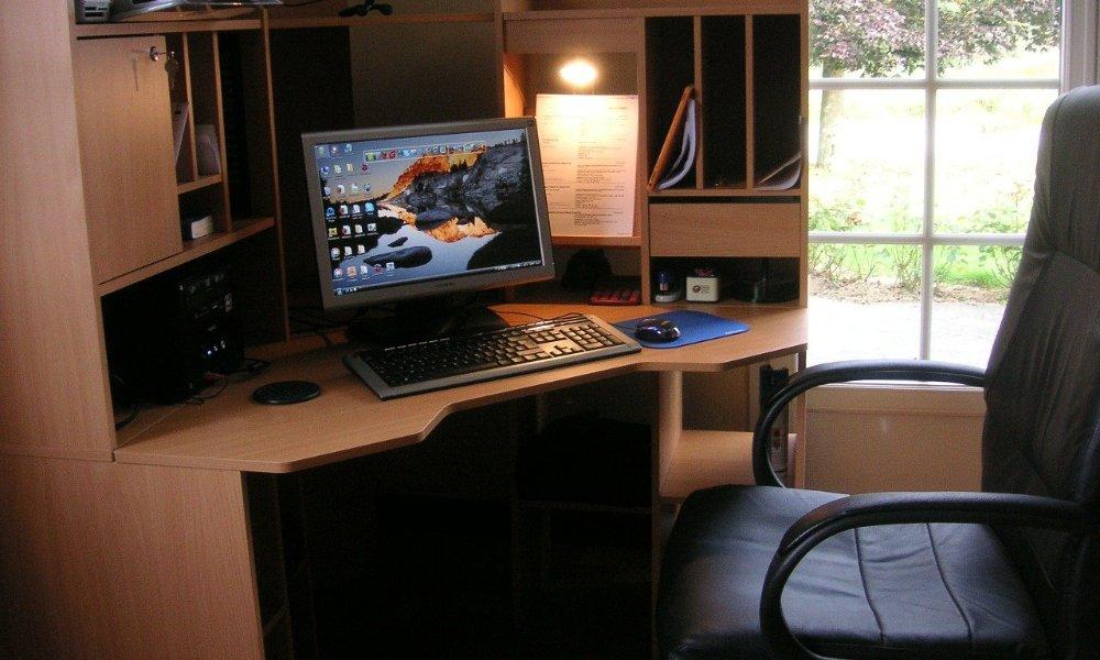 Zo integreer je een kantoor in je huis