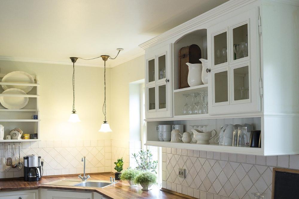 Zo maak je van je keuken een gezellige leefruimt